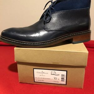 Other - Cole Haan Colton Winter Chukka Boots